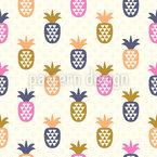 Pineapple And Triangles Repeat