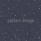 Rainy Ocean Seamless Vector Pattern
