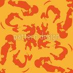 直感的なブラシストローク シームレスなベクトルパターン設計