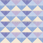 Triangle Illusion Seamless Pattern