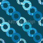 Anchor Chain Repeating Pattern
