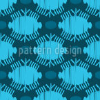 Woven Eyes Pattern Design