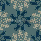 The Geometry of Blooms Pattern Design