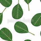 Leaves In Spring Design Pattern
