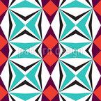 Caleido Seamless Vector Pattern Design