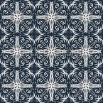 Curlicue Lines Pattern Design