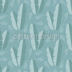 Palm leaves Pattern Design