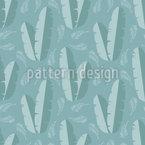 Palmblätter Musterdesign