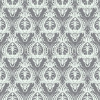 Retro ornaments in Arabesque style Seamless Vector Pattern