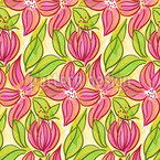 Great Blossoms Pattern Design
