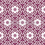 Verspielte Grafik Muster Design