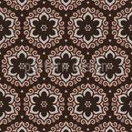 Florale Phantasie Ornamente Nahtloses Vektormuster