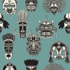 Ruf Der Inka Goetter Nahtloses Vektor Muster