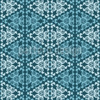 Noble With Triangles Seamless Vector Pattern Design