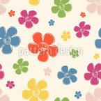 Big Flowers Design Pattern