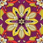 Mandala Vektor Ornament