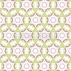 Perfect Harmony Seamless Vector Pattern Design