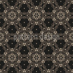Noble Netted Vector Pattern