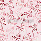 A Lot Of Flowers Seamless Vector Pattern Design