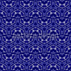 The Next Hour Seamless Vector Pattern Design
