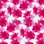 Flowers Of Summer Seamless Pattern