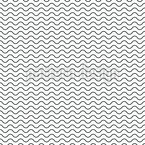 Wavy Lines Seamless Vector Pattern Design