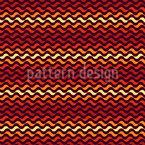 Wavy Regular Lines Seamless Vector Pattern Design