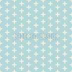 Nordic Simplicity Seamless Vector Pattern Design