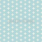 北欧のシンプルさ シームレスなベクトルパターン設計