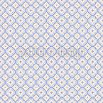 Simetria Oriental Design de padrão vetorial sem costura