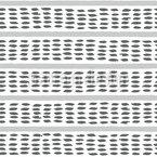 Grafische Streifen und Formen Muster Design