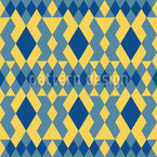 Ethno X Repeating Pattern
