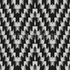 Not Just Zigzag Seamless Vector Pattern Design