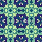 Memories Seamless Vector Pattern Design