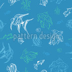 Fish-World Pattern Design