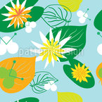 Teichpflanzen Rapport