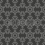 Zusammen Halten Muster Design