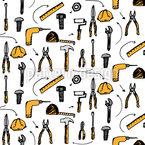 Reparatur-Instrumente Musterdesign