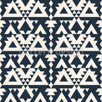 Hipster Festival Repeat Pattern