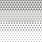Automatic Repetition Seamless Vector Pattern Design