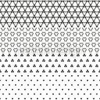 Repetição Automática Design de padrão vetorial sem costura