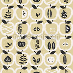 Apple-Mix Seamless Vector Pattern