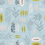 Forest Study Pattern Design