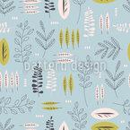 Wald-Studie Muster Design