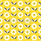 Seven Petals Seamless Vector Pattern Design