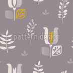 Fantastic Flower Meadow Repeat Pattern