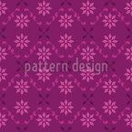 Dezente und Floral Designmuster