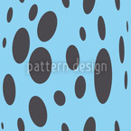 Abstract design with bubbles Repeating Pattern