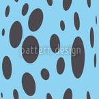 Abstraktes Design mit Blasen Nahtloses Vektormuster