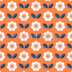 Sixties Dance Seamless Vector Pattern Design